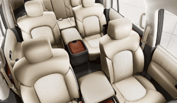 2019 Nissan Armada SL full