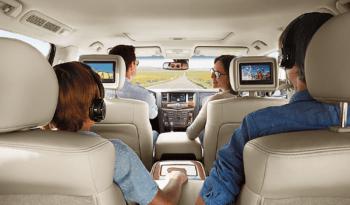 2019 Nissan Armada Platinum Reserve full