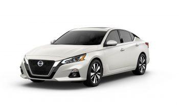 2020 Nissan Altima Platinum full