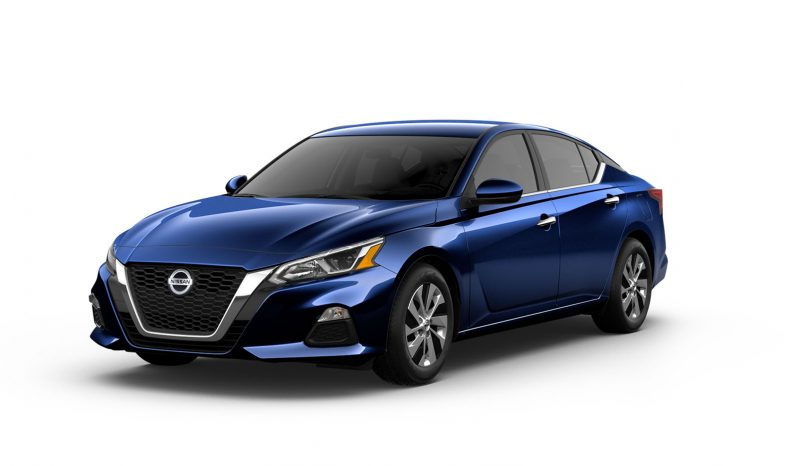 2020 Nissan Altima S full