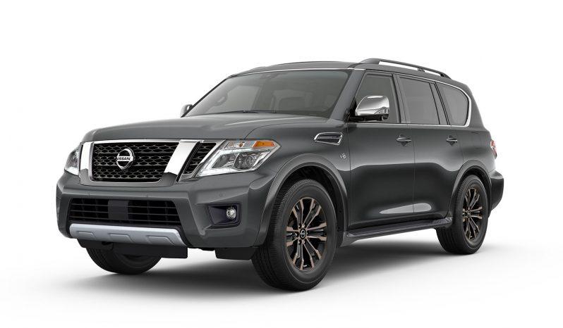 2019 Nissan Armada Platinum full