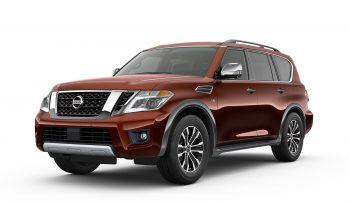 2020 Nissan Armada SL full