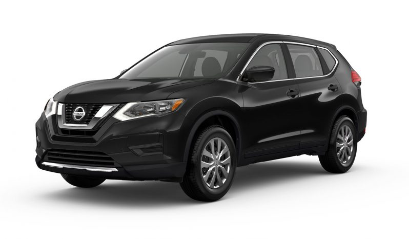 2020 Nissan Rogue S FWD full