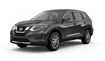 2019 Nissan Rogue S AWD full