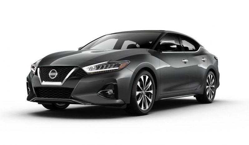 2019 Nissan Maxima Platinum full
