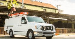 2020 Nissan NV3500 HD Cargo Van SV