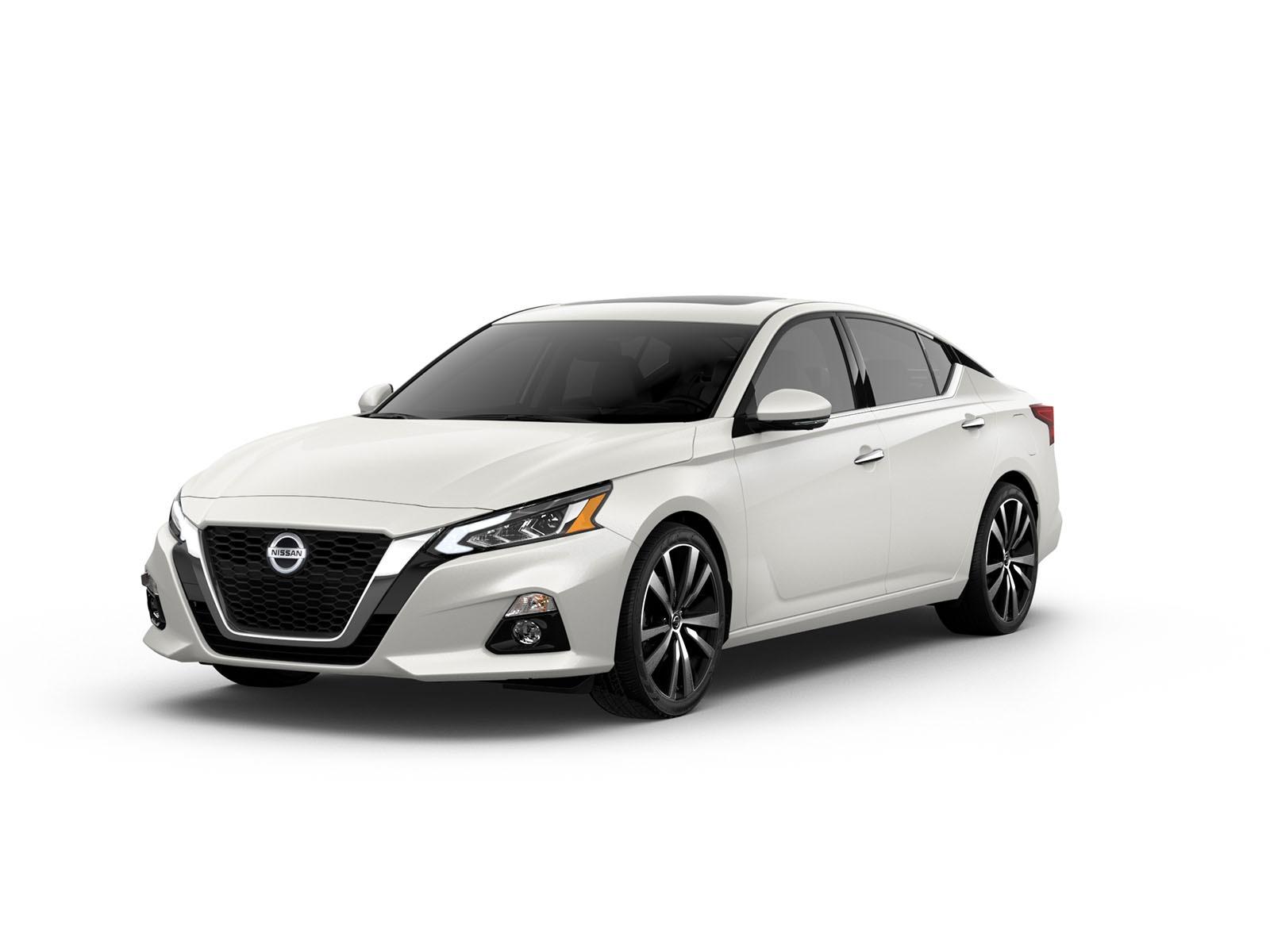 2020 Nissan Altima SV full
