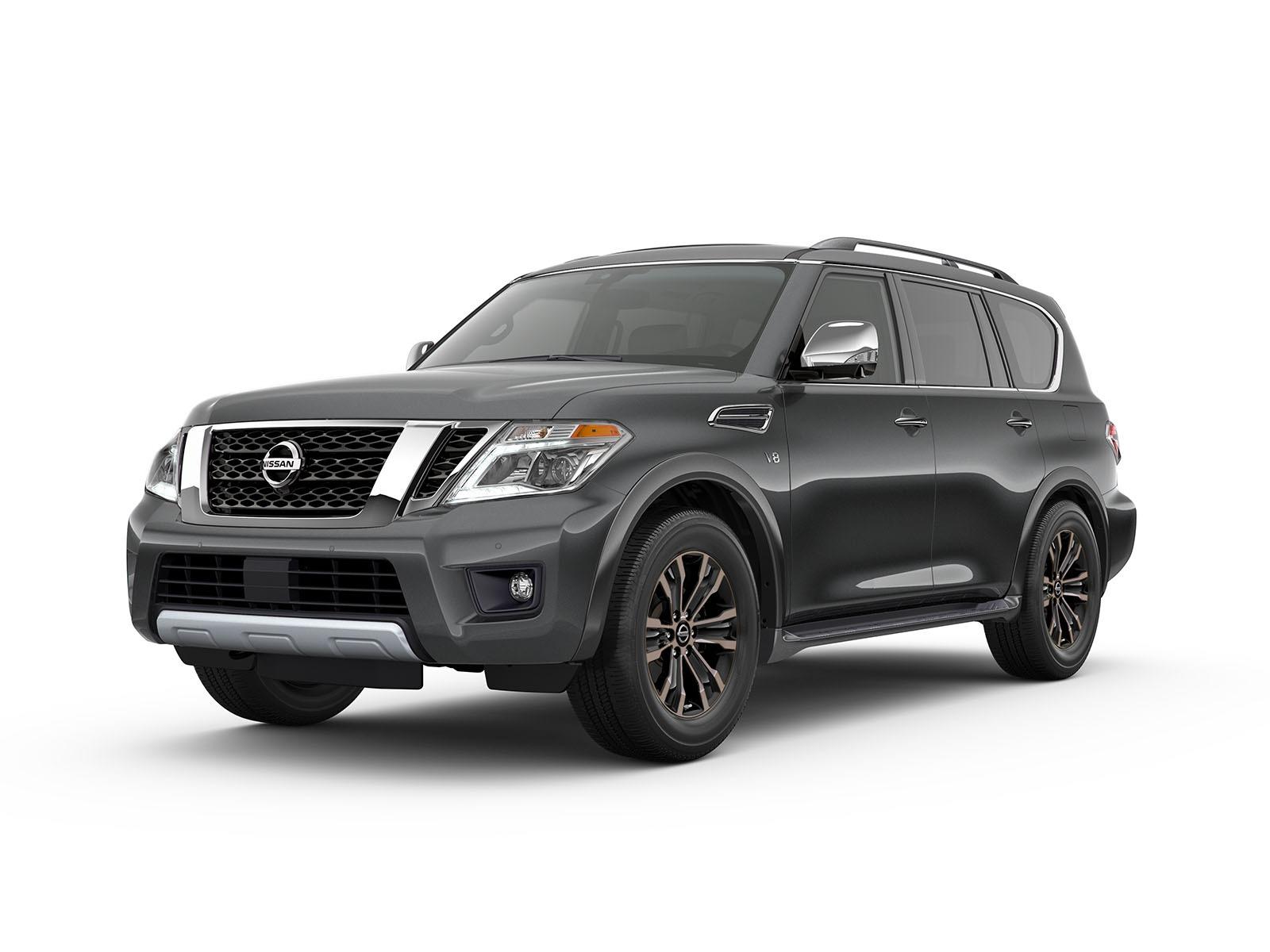 2020 Nissan Armada Platinum full