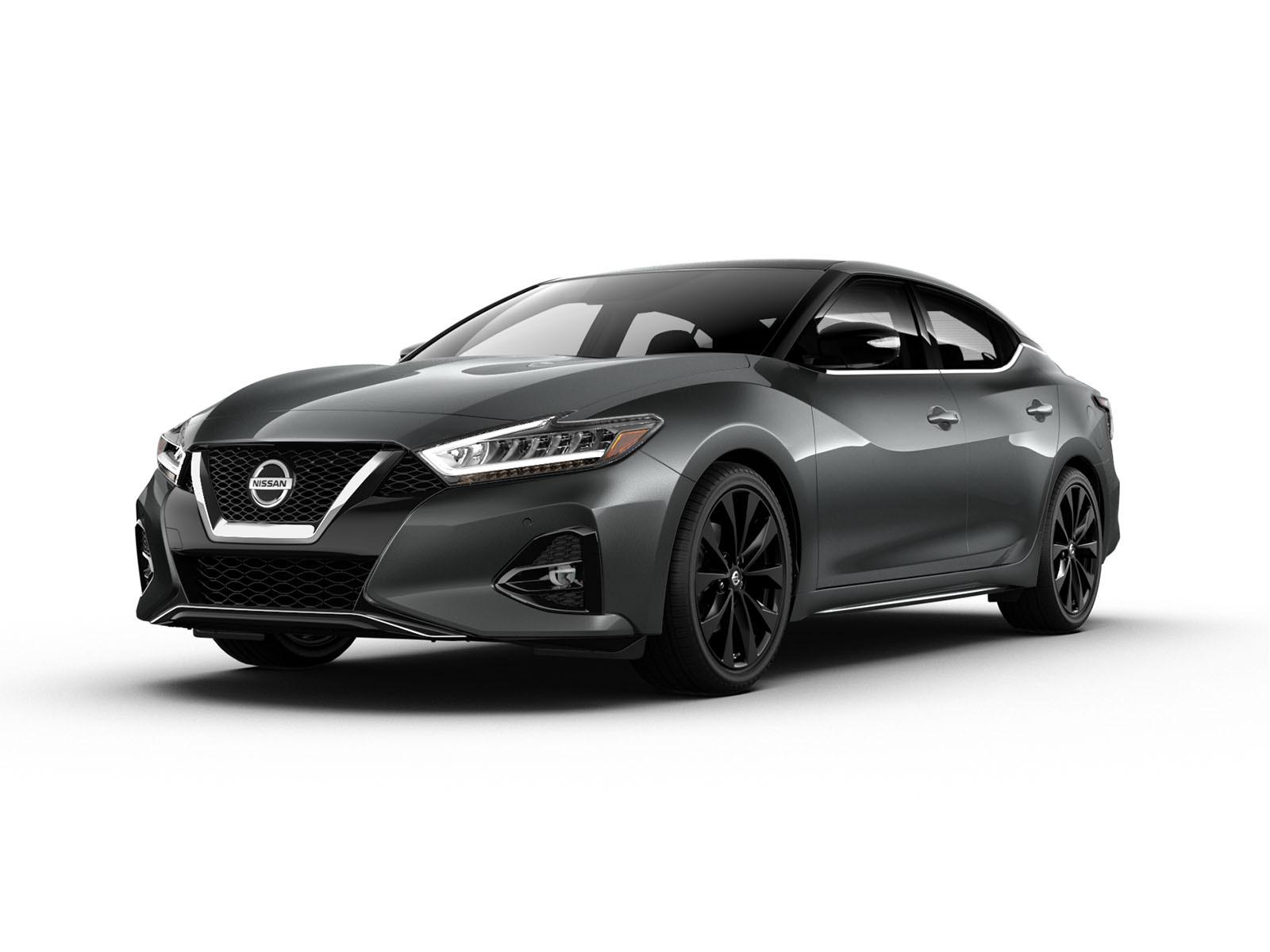 2020 Nissan Maxima SR full