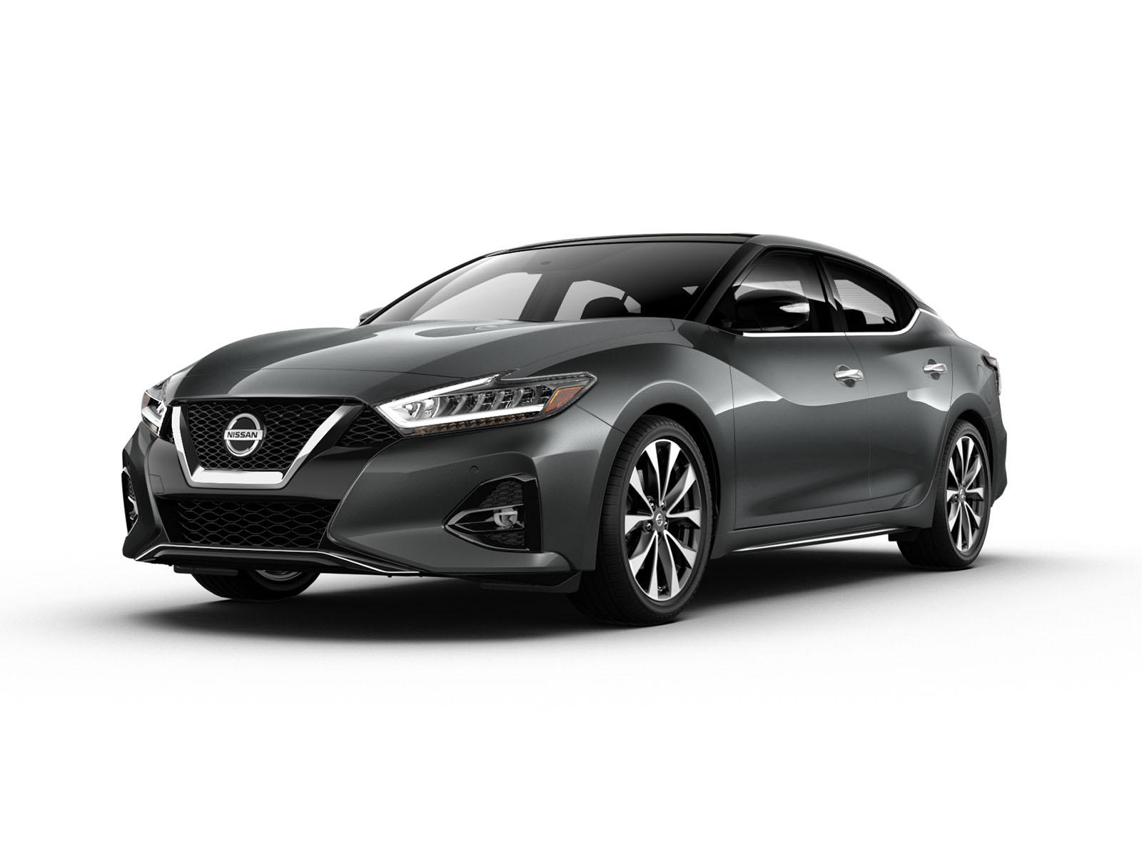 2020 Nissan Maxima Platinum full
