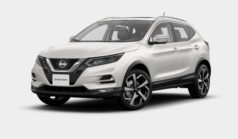 2021 Nissan Qashqai SL Platinum AWD full